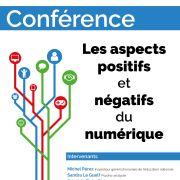 Les aspects positifs et négatifs du numérique