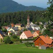 Visite du village d\'Aubure et de son Sentier de Découverte