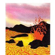 Soirée Estivale : cuisson à la pierre de lave