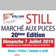 Marché aux puces à Still 2019