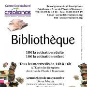 Bibliothèque CSC Créaliance