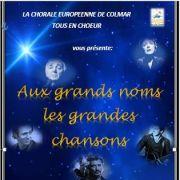 Chorale Européenne de Colmar Tous en Choeur