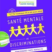 Colloque santé mentale et discriminations