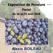 Pastels d\'Alexis Boileau