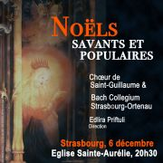 Chants de Noël savants et populaires