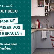 Atelier déco : comment optimiser vos petits espaces ?