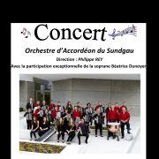 Orchestre d\'Accordéon du Sundgau