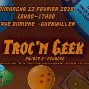 Troc\'N Geek, Bourse d\'échange Geek