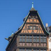 Etonnants décors de façades