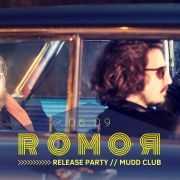 ROMOR : Release Party au Mudd Club w/ TRIP