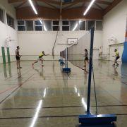 Club de badminton : journée spéciale Téléthon