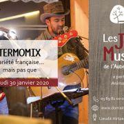 Soirée musicale avec le groupe Termomix