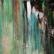 Exposition de peinture abstraite - Artiste peintre Angelika Boucher