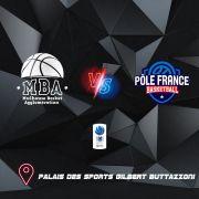 Mulhouse Basket Agglomération - Centre Fédéral Basketball