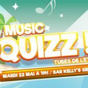 Music Quizz ? Tubes de l\'Été