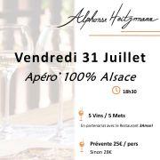 Apréo 100% Alsace - Vins Alphonse Heitzmann et Fils