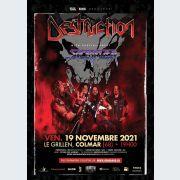 Destruction + Sacrifizer