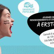Journée d\'inscriptions - Rhinau - UP du Rhin