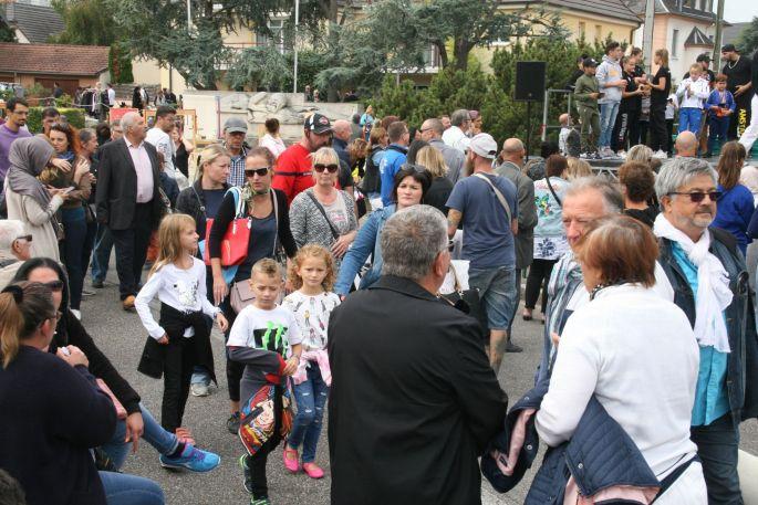 La fête des rues bat son plein à Kingersheim !