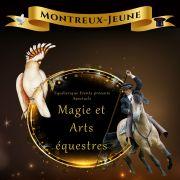 Spectacle Magie et Arts Equestres