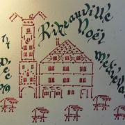Noël médiéval à Ribeauvillé avec les Plumes