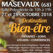 Salon bien-être, minéraux et artisanat à Masevaux