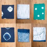 Atelier Shibori (teinture tie and dye japonaise)