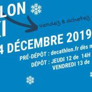 Trocathlon Ski Decathlon Hautepierre