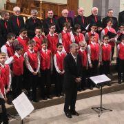 Concert de Noël des Petits Chanteurs de Thann
