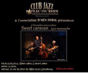 Sweet Caravan - jazz manouche