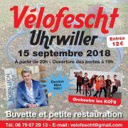 VéloFescht et concert Robin Leon