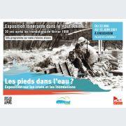 Exposition sur les crues et les inondations \