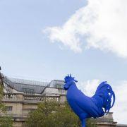 Le 4e socle de Trafalgar Square