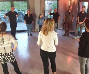 Cours de salsa débutant et intermédiaire