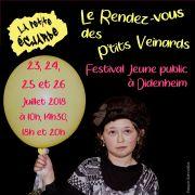 Festival Le rendez-vous des P\'tits veinards 2018