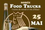 soiree food trucks - vins et cuisine du monde