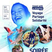 Soirée Twaming : voyage, partage, solidarité