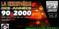 soiree annees 90 et 2000