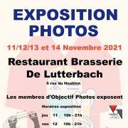 Exposition Photos Brasserie Lutterbach