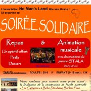 Repas Solidaire Musical