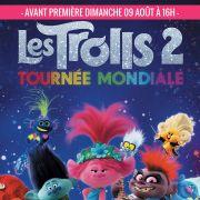 Trolls 2 - Avant première et surprises pour les enfants !