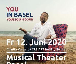 Youssou N\'Dour- Exclusif Concert 2020