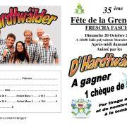 35e Frescha Fascht - Fête de la grenouille