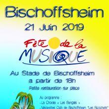 Fête de la Musique de Bischoffsheim