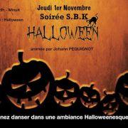 SBK d\'Halloween