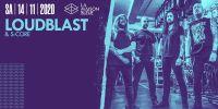 loudblast + s-core