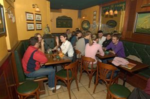 shamrock pub mulhouse cafe bar  cafe bars irlandais chamrock haut-rhin boire-un-verre