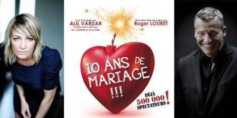 10 ans de mariage - Dix Ans De Mariage Thatre