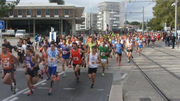 10 km de Montpellier