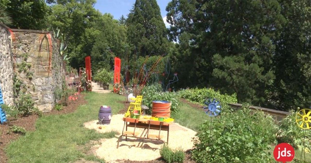 12e festival des jardins m tiss s alice au jardin des for Au jardin d alice flers
